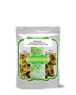 CHA MARACUJA 30G HERBAL NATURE