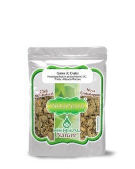 CHA GARRA DO DIABO 20G HERBAL NATURE