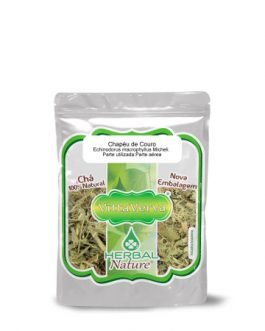 CHA CHAPEU DE COURO 20G HERBAL NATURE