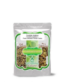CHA CENTELLA ASIATICA 30G HERBAL NATURE